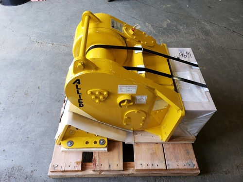 Allied H4A Winch for Komatsu D39X-24, D39X-23, D37X-23