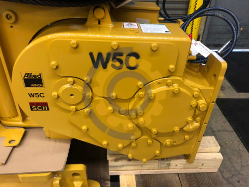 Complete Winches - For CATERPILLAR - D5N / D6N - Dozer Winch Parts