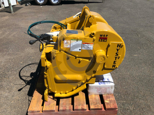 Hyster W6F Winch for Deere 850J