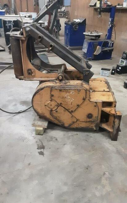 Hyster W5B Winch for CASE 1150E