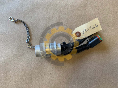 Allied_Hyster_Part_Number_2317616_Wiring_Harness_Adapter