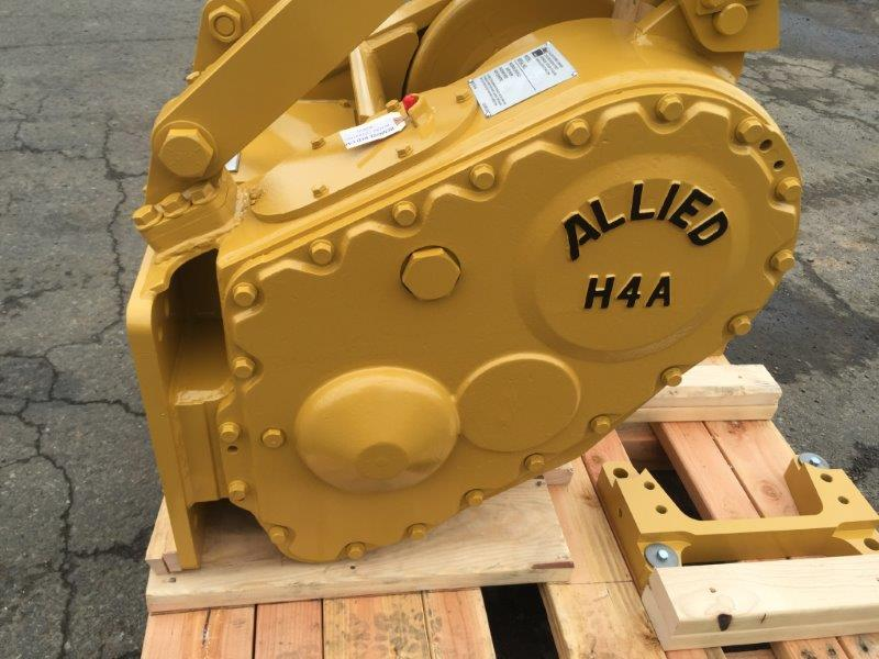 Small Dozer - Dozer Winch Parts