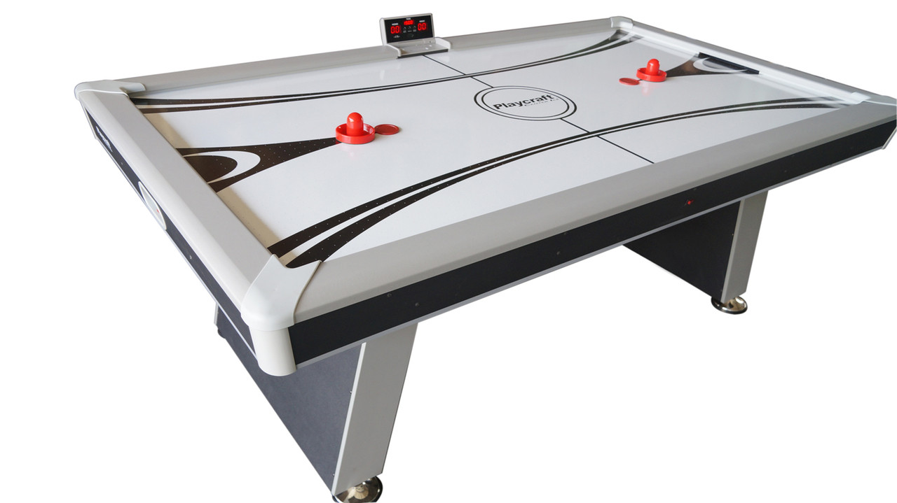 Playcraft Center Ice 7 Air Hockey Table Playcraft