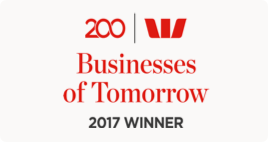 Business of Tomorrow 2017 Winner