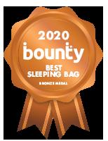 best-sleeping-bag-award-bronze