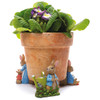 Beatrix Potter Plant Pot Risers - Set of 3