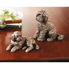 Frith Bronze Dog Statues
