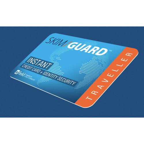 SkimGuard® Traveller Contactless Card Protector