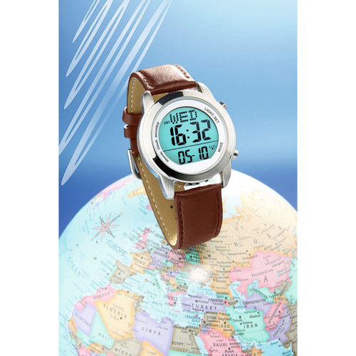 Radio Controlled Digital Watch