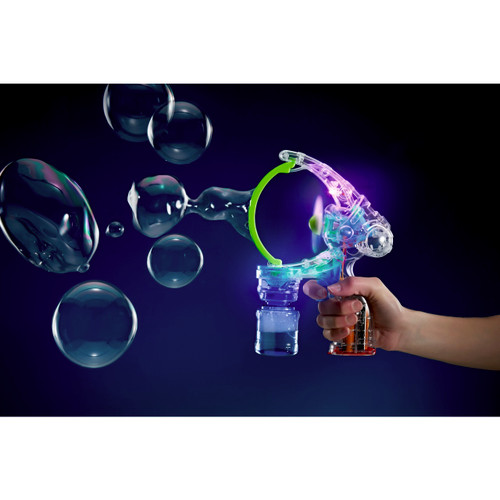 Giant LED Bubble Machine
