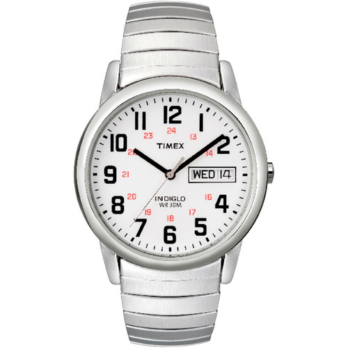 Timex Day and Date Mens Watch