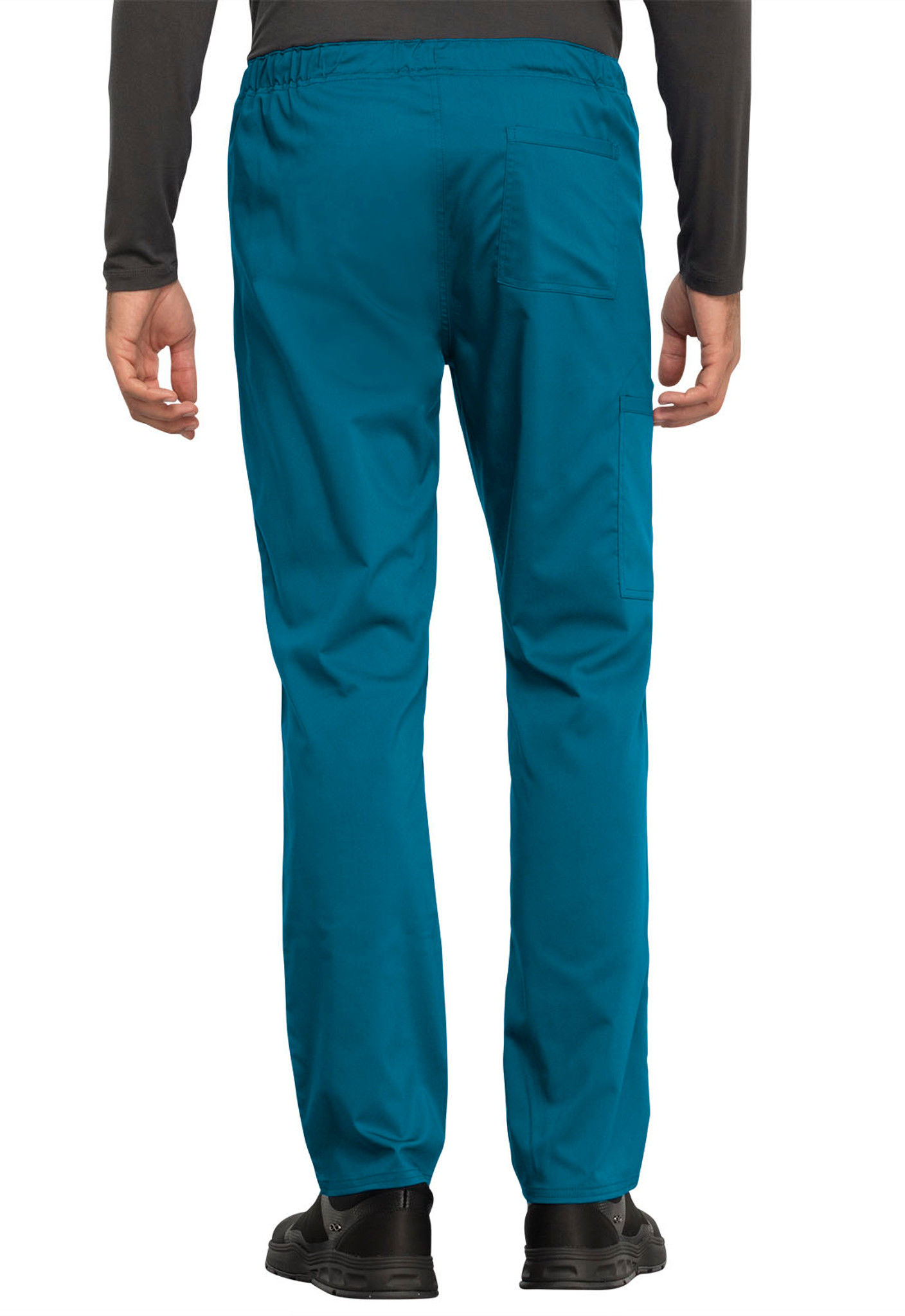 Workwear Revolution WW020 Unisex Unisex Tapered Leg Scrub Pant by Cherokee