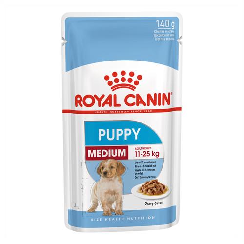 Royal Canin Medium Wet Puppy Food