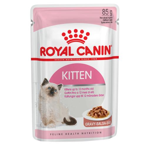 Royal Canin Kitten Instinctive in Gravy