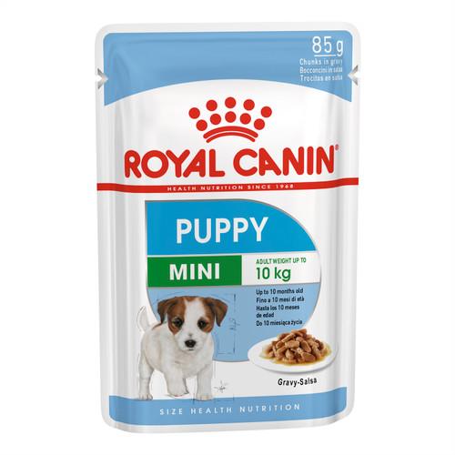 Royal Canin Mini Wet Puppy Food
