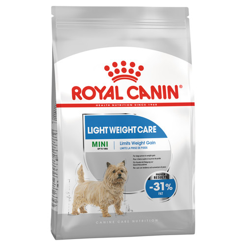 Royal Canin Mini Light Weight Care Dry Dog Food