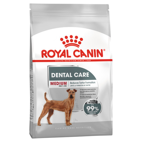 Royal Canin Medium Dental Care Dry Dog Food