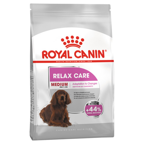 Royal Canin Medium Relax Care Dry Dog Food