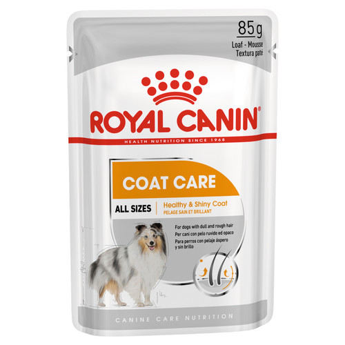 Royal Canin Coat Care Wet Dog Food