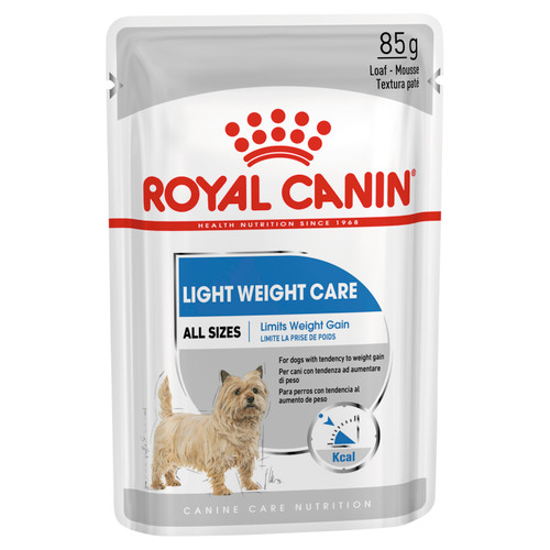 Royal Canin Light Weight Care Wet Dog Food Pouch