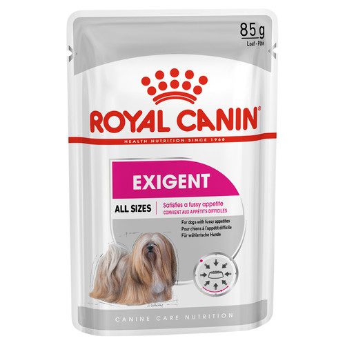 Royal Canin Exigent Loaf Wet Dog Food