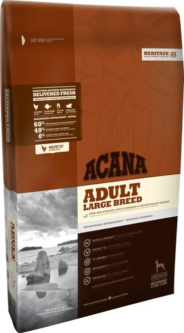 Acana Heritage Adult Large Breed Dry Dog Food