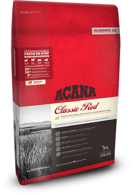 Acana Classics Classic Red Dry Dog Food