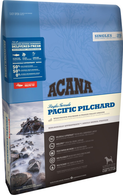 Acana Singles Pacific Pilchard Dry Dog Food
