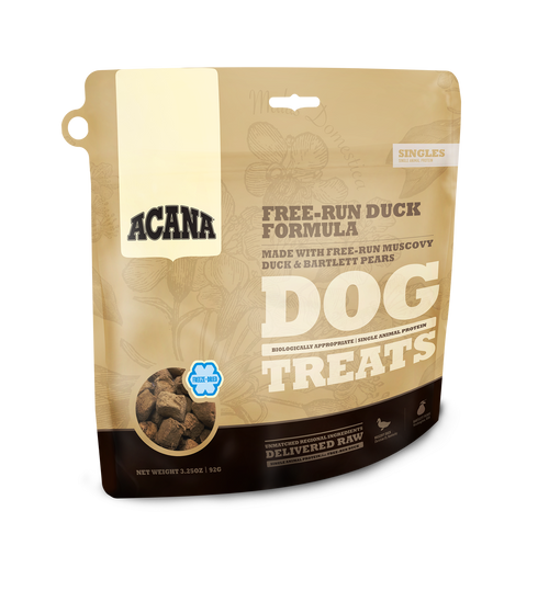 Acana Free-Run Duck Dog Treats