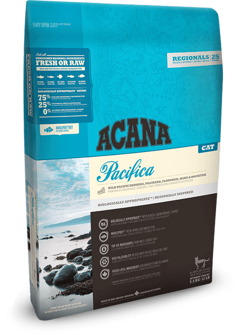 Acana Pacifica Dry Cat Food