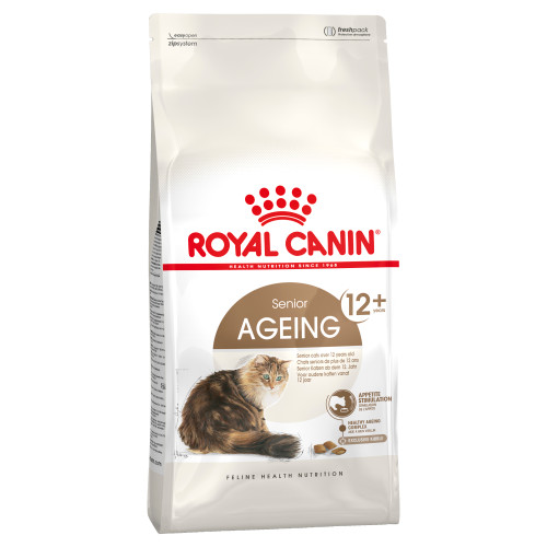 Royal Canin Ageing 12+ Dry Cat Food