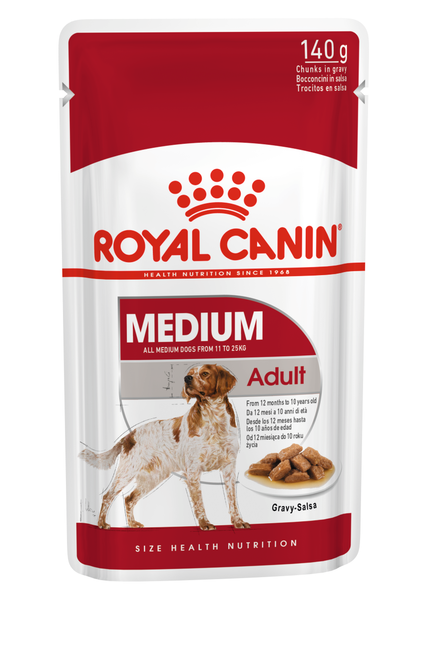 Royal Canin Medium Adult Wet Dog Food
