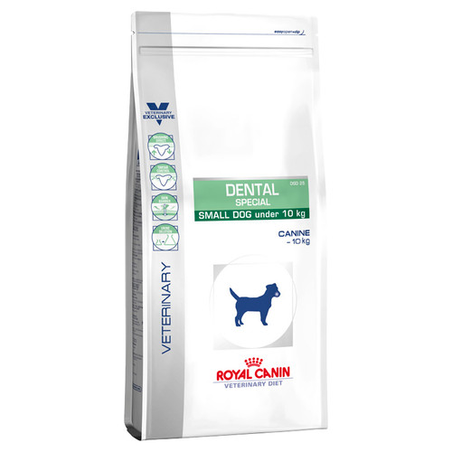 Royal Canin Vet Dental Special Small Dry Dog Food