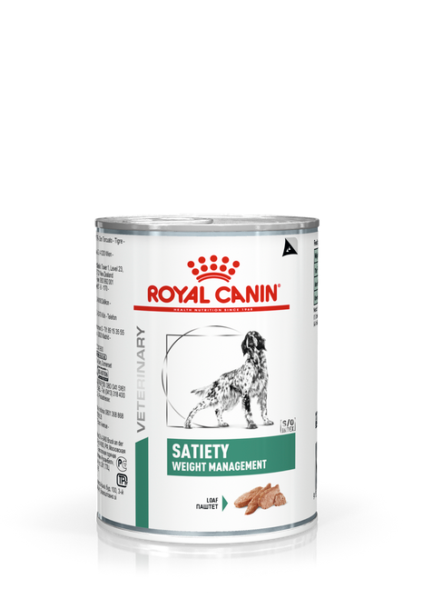 Royal Canin Vet Satiety Weight Management Wet Dog Food