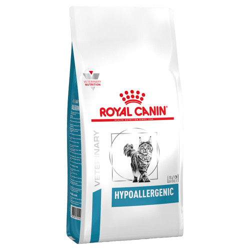 Royal Canin Vet Hypoallergenic Dry Cat Food