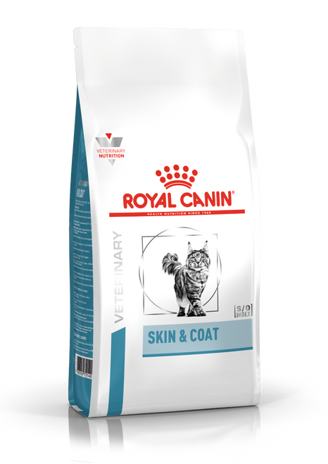 Royal Canin Vet Skin & Coat Dry Cat Food