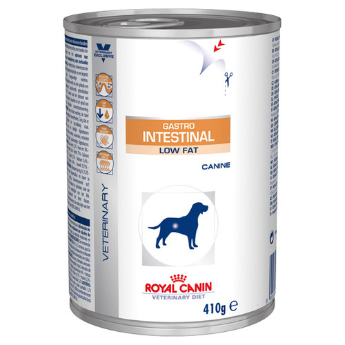 Royal Canin Vet Gastro Intestinal Low Fat Wet Dog Food