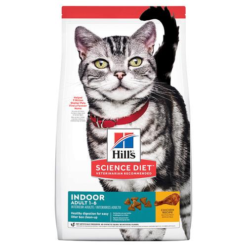 Hill's Science Diet Adult Indoor Dry Cat Food