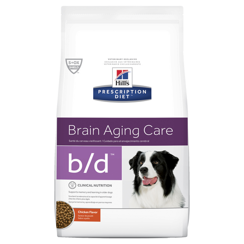 Hill's Prescription Diet b/d Brain Ageing Care Dry Dog Food