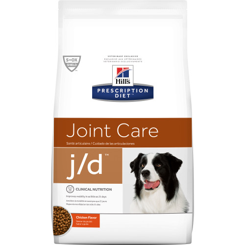 Hill's Prescription Diet j/d Joint Care Dry Dog Food