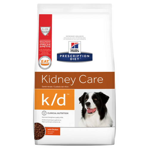 Hill's Prescription Diet k/d Kidney Care Dry Dog Food