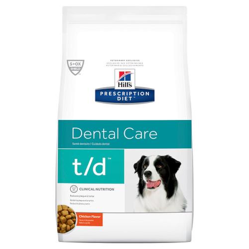 Hill's Prescription Diet t/d Dental Care Dry Dog Food