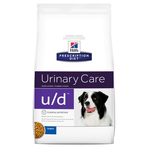 Hill's Prescription Diet u/d Urinary Care Dry Dog Food