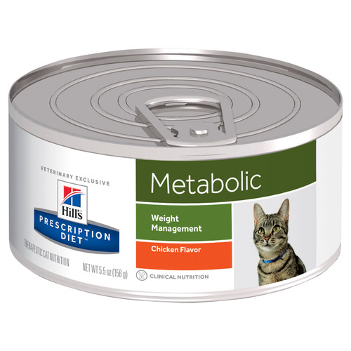 Hill's Prescription Diet Metabolic Weight Management Canned Cat Food