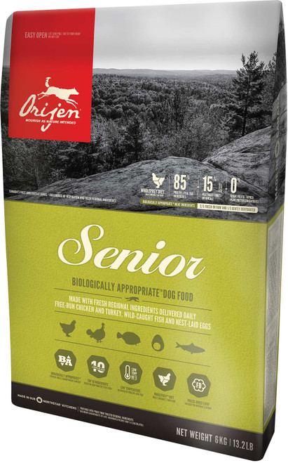 Orijen Senior Dry Dog Food