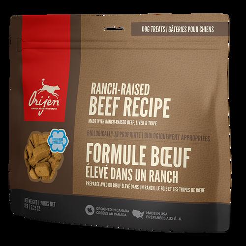 Orijen Ranch Rasied Beef Dog Treats
