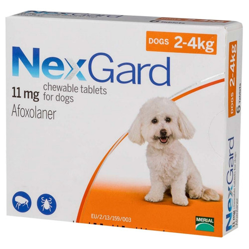 NexGard Chewable Flea Treatment