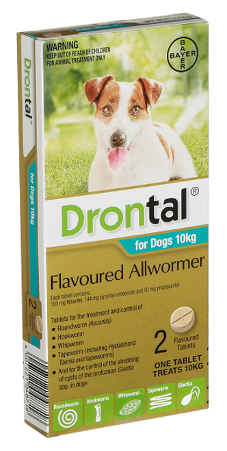 Drontal Dog Allwormer