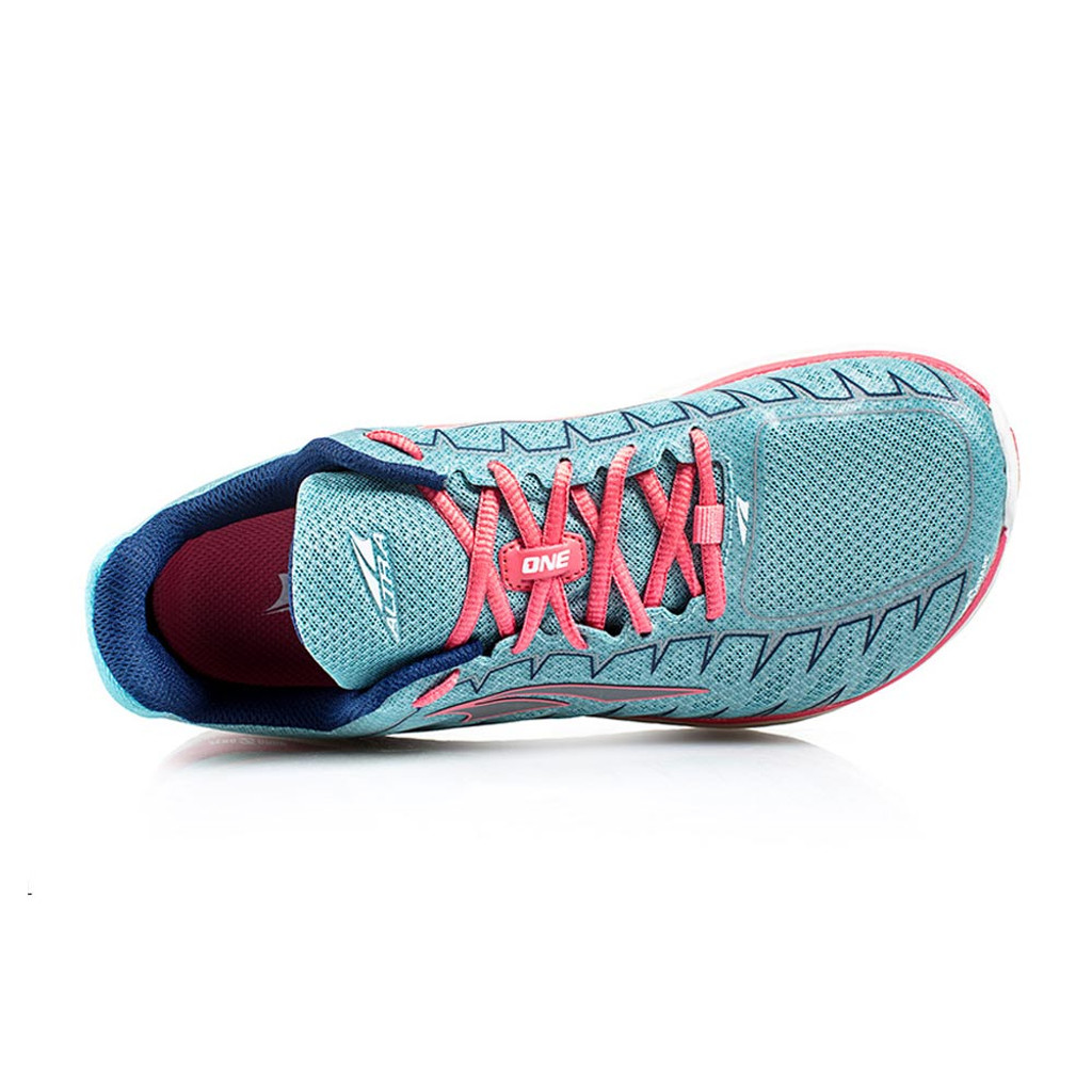 Altra The One V3 Women Light Blue Coral