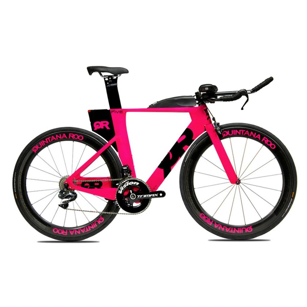 QR PRfive Race Ultegra Neutron Pink